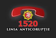 Linie fierbinte Anticorupție - 1520
