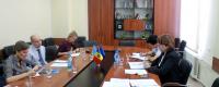 Vizita delegației Reprezentanței Regionale a UNHCR pentru Europa Centrală