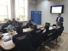 """La 27.09.2018 a avut loc ultima etapă de instruire a specialiștilor Biroului Migrație și Azil, Inspectoratului General al Poliției și al Poliției de Frontieră, și a colaboratorilor Departamentului Trupelor de Carabinieri cu genericul """"Mecanismul de preven"""