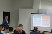 """Atelier de instruire """"Mecanismul de prevenire și combatere a traficului de ființe umane. Instrumente de identificare și intervenție"""""""