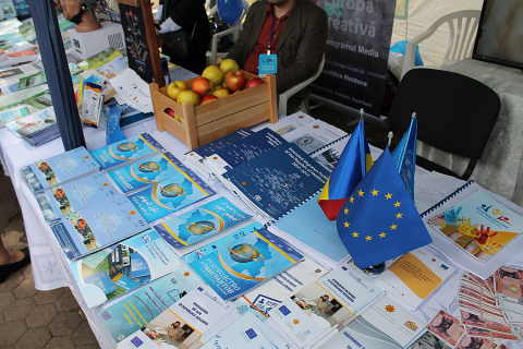 Orăşelul European - BMA