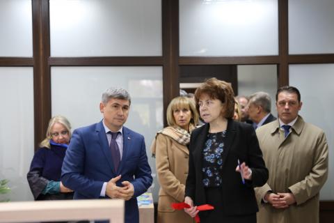 Sediul Serviciului regional Nord al BMA, renovat și inaugurat la Bălți