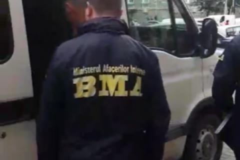 Străin aflat în căutare internațională reținut de angajații BMA al MAI