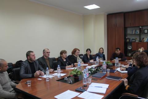 Promovarea cooperării interinstituționale