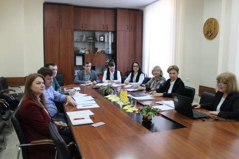 Întrevederea reprezentantilor Biroului migrație și azil si a Alianței Întreprinderilor Mici și Mijlocii cu investitii straine inregistrate în RM